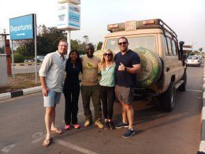 Car Hire Rentals at Wild Jungle Trails Safaris Uganda