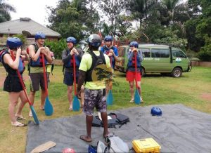 5 Days Gorilla and White water rafting safari Uganda