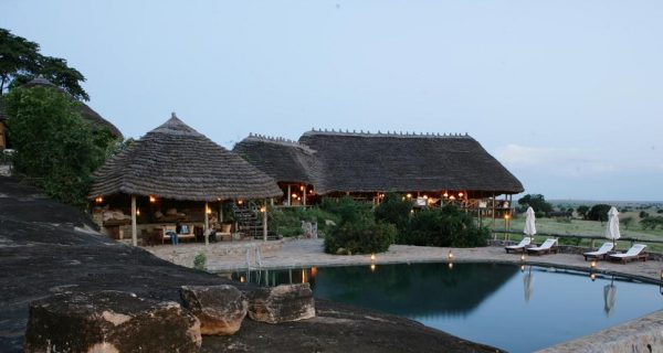 Apoka Safari Lodge Kidepo