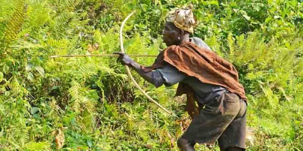 Batwa pygmies - Cultural Uganda Safaris - Wild Jungle Trails Safaris