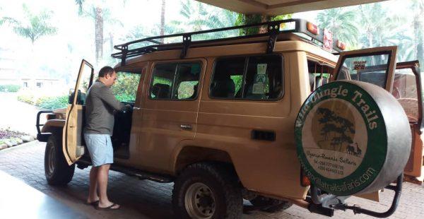 Car Hire Safaris - Wild Jungle Trails Safaris