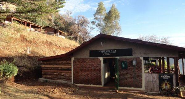 Crow's Nest –Sipi Falls Area