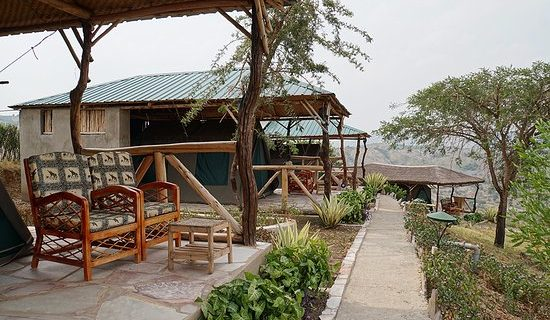 Eagle's Nest in lake mburo national park