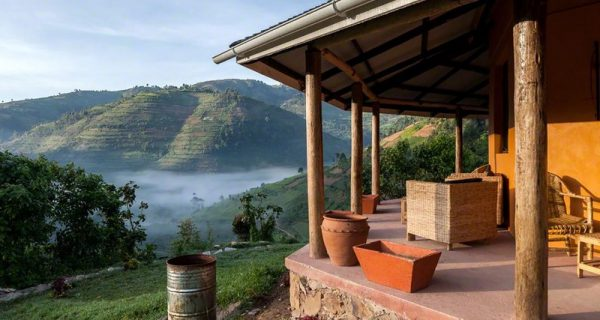 Gorilla Valley Lodge in Bwindi Impenetrable National Park