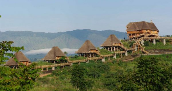Kyaninga Lodge in Kibale National Park