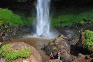 Mount Elgon National Park Uganda