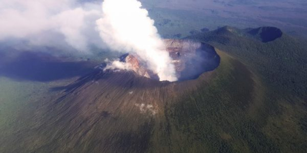 Mount Nyiragongo - Congo Safaris
