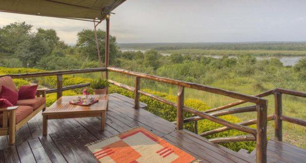 Paraa safari Lodge in Murchison Falls National Park - Wild Jungle Trails Safaris