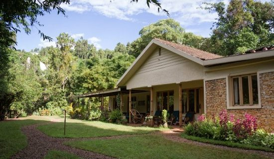 Sipi River Lodge – Sipi Falls Area
