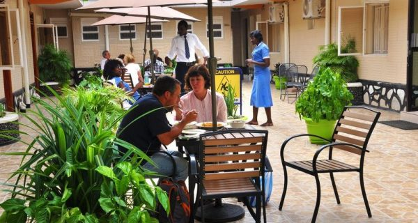 sandton hotel kasese uganda
