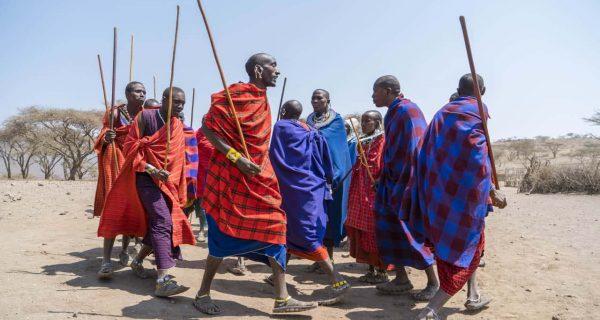 Masai cultural visits